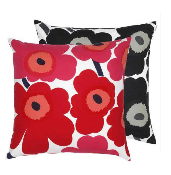 marimekko unikko kissenh lle 50x50 cm scandinavian lifestyle. Black Bedroom Furniture Sets. Home Design Ideas