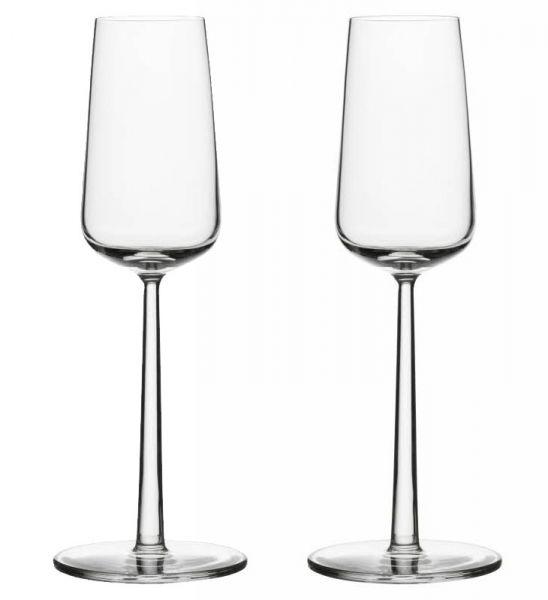 iittala essence champagner 21 cl 2 stk scandinavian lifestyle. Black Bedroom Furniture Sets. Home Design Ideas