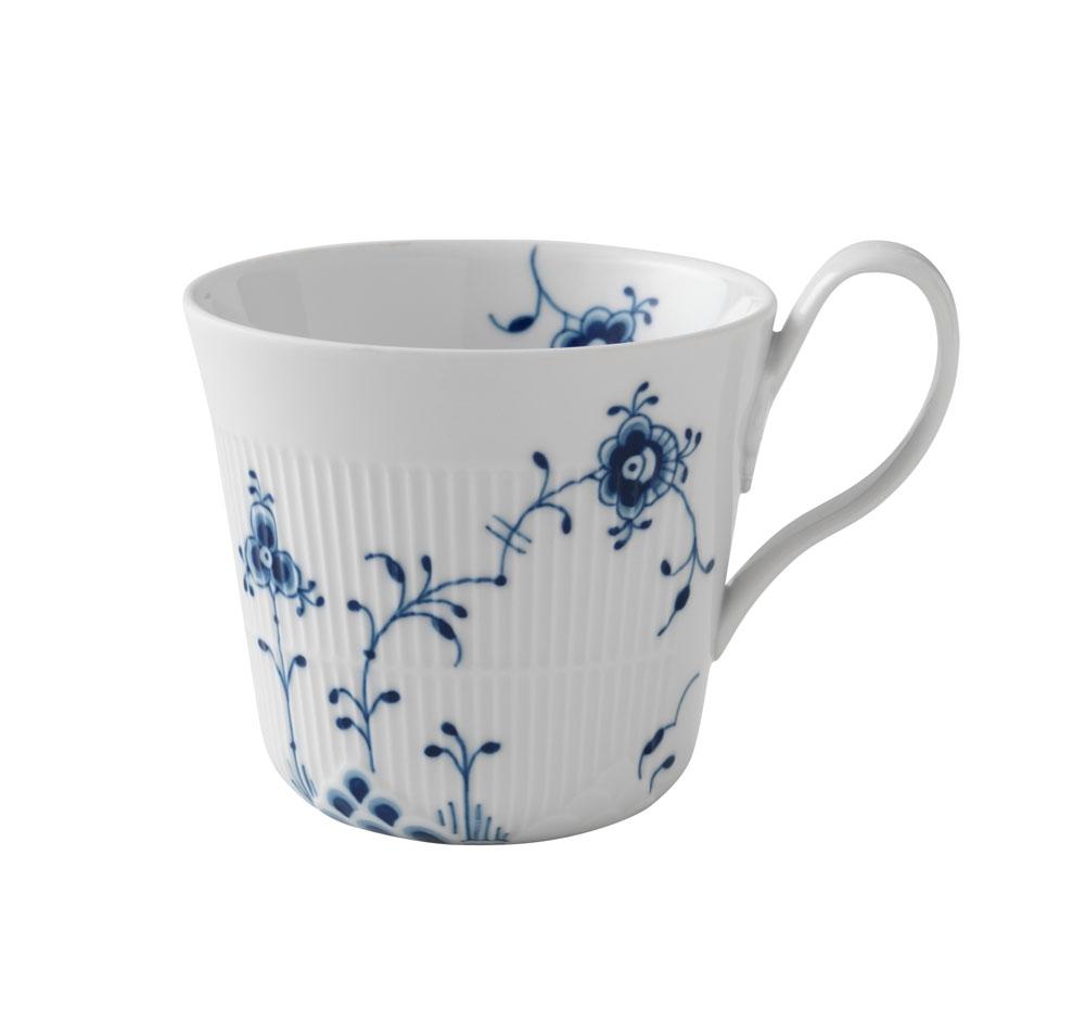 royal copenhagen elements blau becher h henkel 0 35 l scandinavian lifestyle. Black Bedroom Furniture Sets. Home Design Ideas