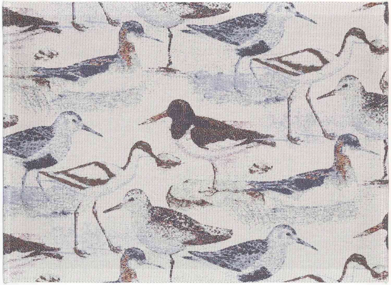 ekelund meer strandvogel tischset ko tex scandinavian lifestyle. Black Bedroom Furniture Sets. Home Design Ideas